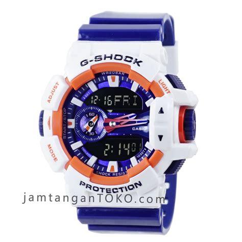 Bm Ori harga sarap jam tangan g shock ori bm ga 400cs 7a putih biru