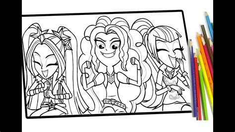 mlp coloring book my pony equestria coloring for mlp