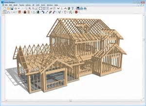 Best Program For Drawing House Plans architectural framing 6682