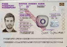 swedish passport wikipedia