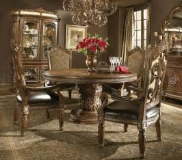 Michael Amini Dining Room Furniture Quot Michael Amini Quot Villa Valencia 5pc Dining Set Dining Sets By Ba Furniture Stores