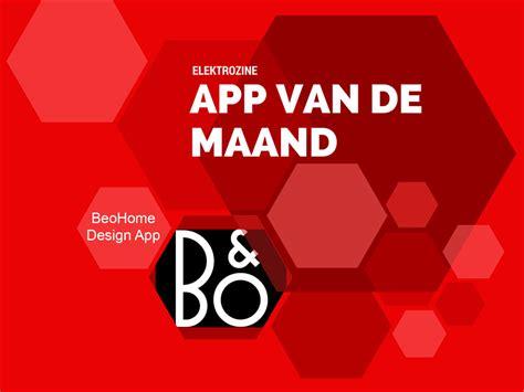 beohome design app app van de maand beohome design app
