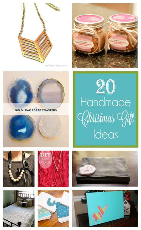 decor and the dog 20 handmade christmas gift ideas dare
