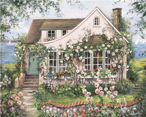 105 Best Images About Art Cottage On Pinterest Gardens Sea Cottages