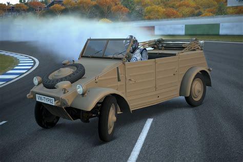 volkswagen kubelwagen gt6 drift volkswagen kubelwagen typ 82 44 youtube