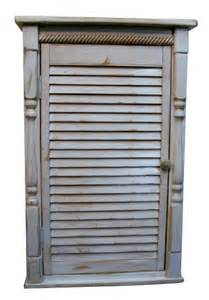 Cabinet Louvered Doors Louvered Door Wall Cabinet