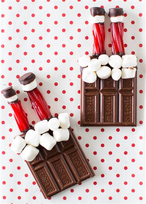 adorable christmas treats     kids