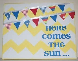 diy canvas here comes the sun 11 best images about coley s corner on