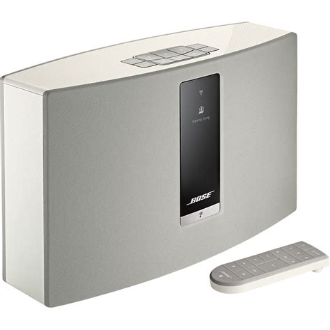Speaker Merk Bose Bose Bose Soundtouch 20 Iii Wit