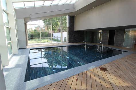 villa con piscina interna liamento villa con piscina coperta arkiten