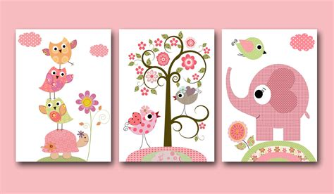 Baby Nursery Wall Decor Baby Nursery Print Baby Wall Baby Room