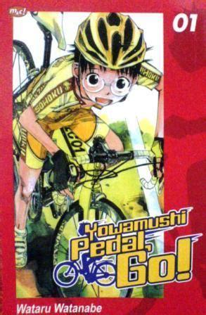 Lu Kecil Avanza yowamushi pedal go vol 1