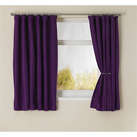 Purple Kitchen Curtains Lavender Curtains