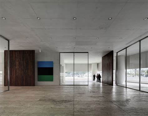 Sala Architects gallery of museo jumex david chipperfield 4