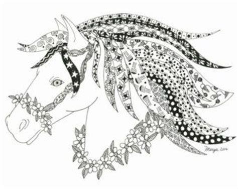 zentangle pattern horse zentangle horse pattern google search zentangle