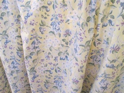 vintage floral shower curtains beautiful vintage floral shower curtain violets