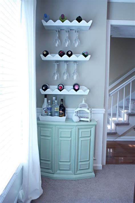 Mini Bar Shelf by 1000 Images About Mini Bar On Shelves