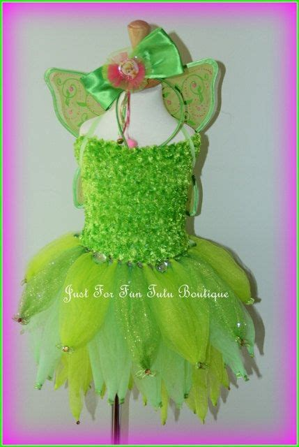 Handmade Tinkerbell Costume - 25 best ideas about tinker bell costume on
