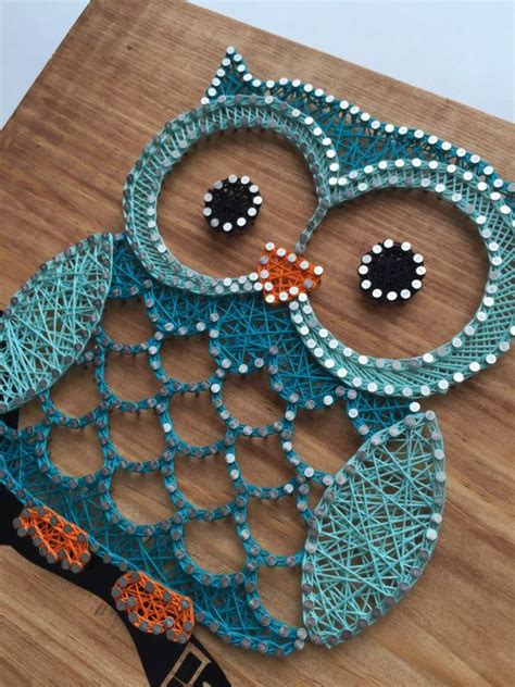 Owl String Template - 25 best ideas about string on diy string
