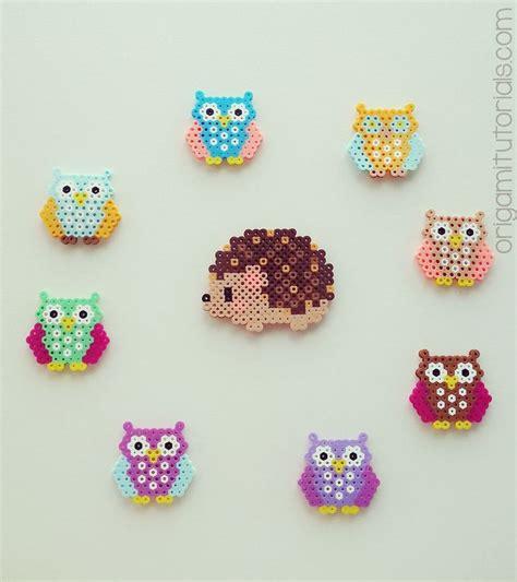 iron bead designs 25 best ideas about hama animals on