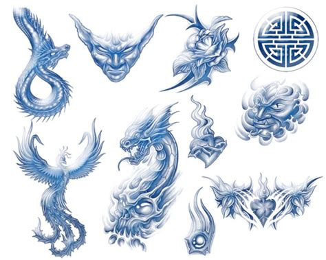 tattoo photoshop brushes 1500 free tribal photoshop brushes and tattoo designs