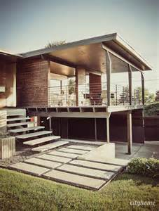 mid century homes mid century modern homes google search places and