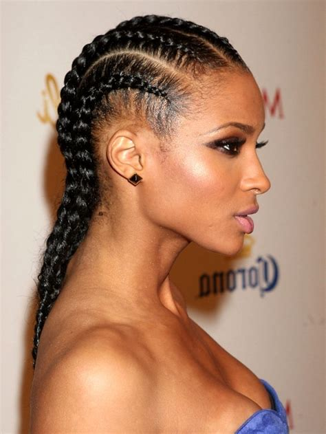 celebrities rocking braids and cornrows the