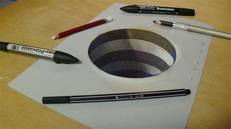 draw 3d drawing 3d for how to draw 3d circular