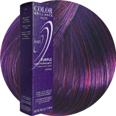 ion hair color ion color brilliance