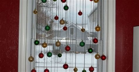 diy christmas window decoration hometalk