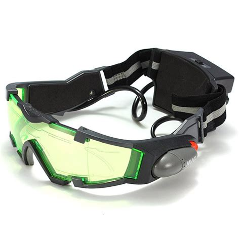 Kacamata Hitam Aksesoris Pengendara Motor kacamata malam vision goggles with flip out lights cocok untuk pengendara motor bisa