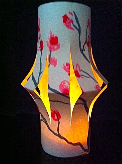 Japanese Paper Lanterns Craft - japanese lantern diy bird miller
