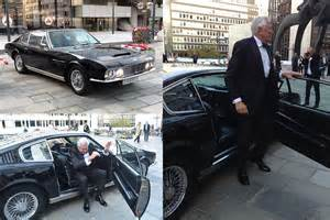 George Lazenby Aston Martin Bond In Oslo Event Report Bond Lifestyle