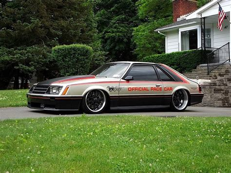 1979 ford mustang pace car ultimate pace car custom 1979 mustang amcarguide