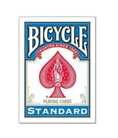 bicycle standard deck bicycle standard cards deck blue buy bicycle