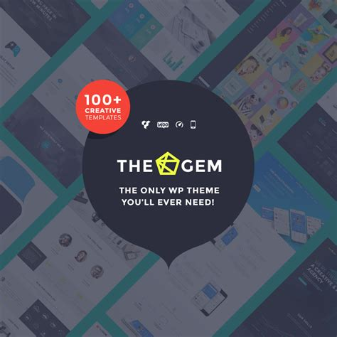 Thegem 2 2 2 Creative Multi Purpose Theme 55 the most creative themes of 2018 updated