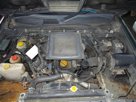 nissan 2 7 tdi engine 2000 nissan terrano ii 2 7 diesel tdi td27 ti bare engine