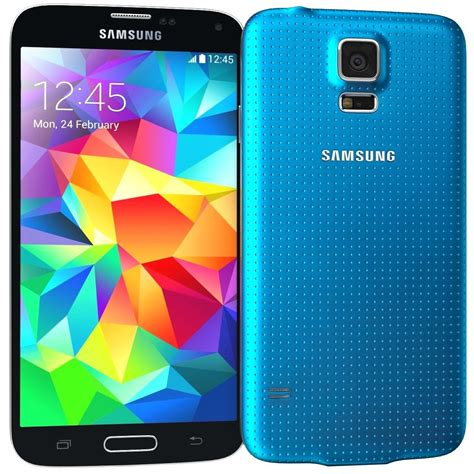 Samsung Hdc S5 Ext Memory 16gb samsung g900h galaxy s5 blue 16gb 3g android phone