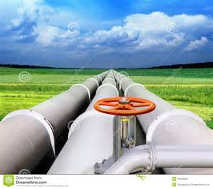 Free Faucet Gas Transmission Pipeline Royalty Free Stock Photo Image