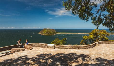 west head lookout nsw national parks
