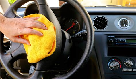 cleaning car upholstery how to clean your car interior like a pro