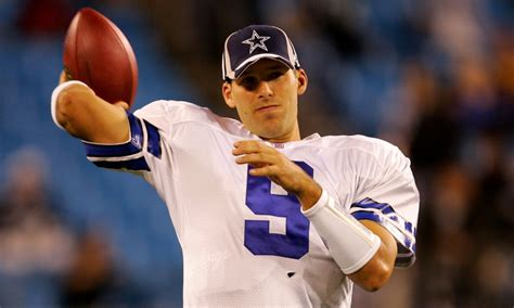 tony romo friday marked 10th anniversary of tony romo s preseason start cowboys wire