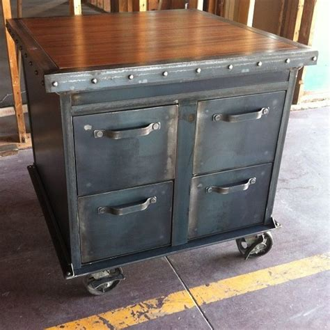 industrial style file cabinet 17 best images about filing cabinet on pinterest