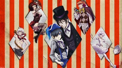 black butler book of circus kuroshitsuji black butler 3 book of circus