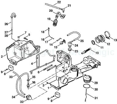 stihl ts400 parts diagram stihl br 400 parts diagram car interior design