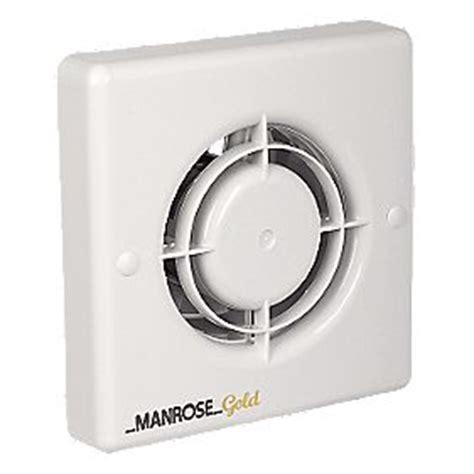 screwfix bathroom extractor fan manrose mg100s 20w gold standard long life axial bathroom