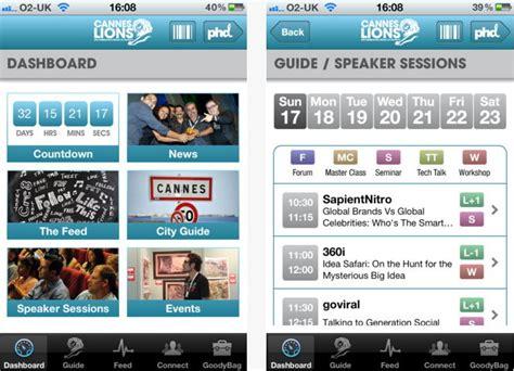 cannes lions mobile cannes lions mobile apps zum kreativgipfel