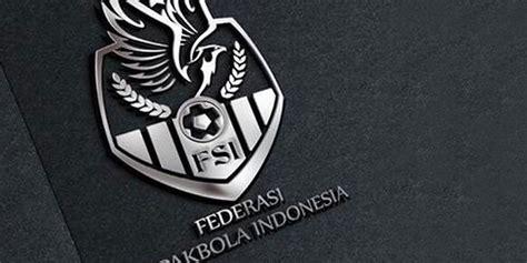 rancangan logo  pssi pilih   bolanet
