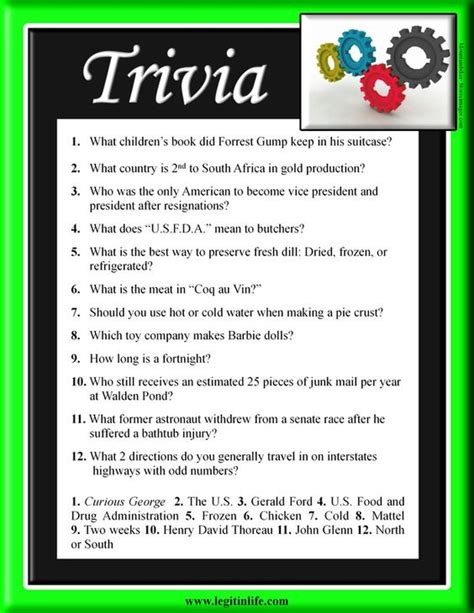 printable trivia questions and answers html autos weblog geography trivia free printable trivia questions answers