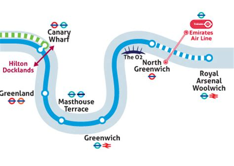 thames river bus map the o2 river bus getting here
